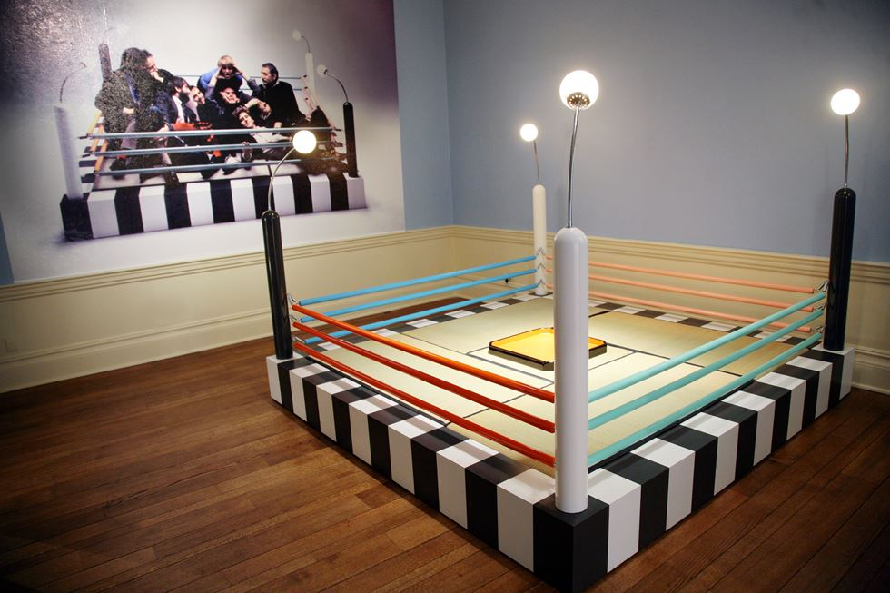 Furniture Design Exhibition memphis - design museum