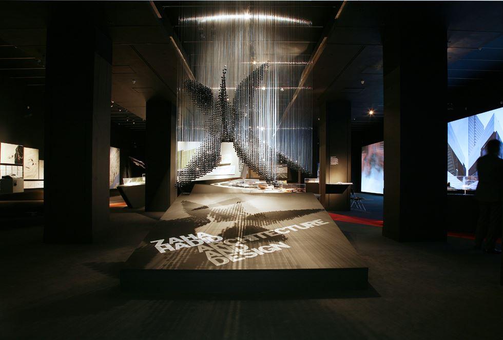 Architecture Design Museum zaha hadid - design museum