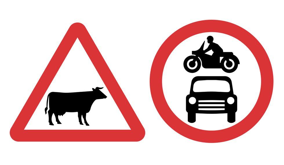 British Road Signs Design Museum