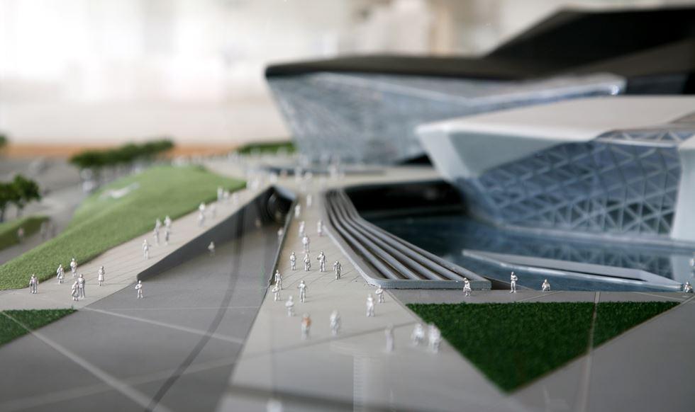Zaha Hadid Design Concepts And Theory zaha hadid - design museum