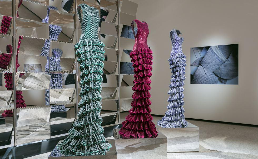 Azzedine Alaia The Couturier Design Museum