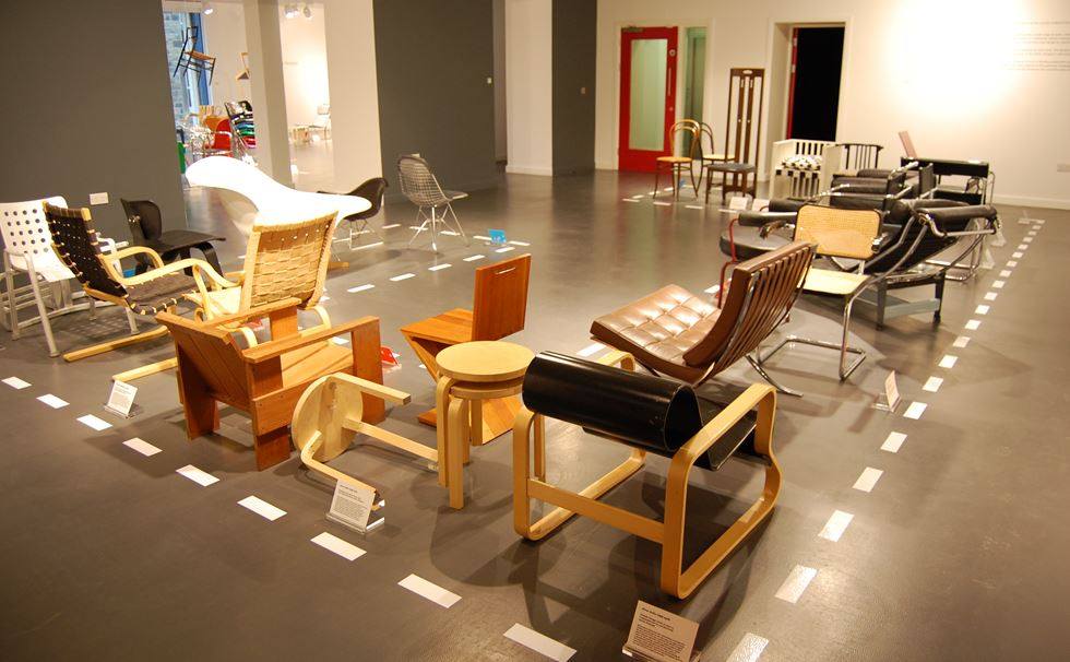 A Century of Chairs: touring exhibition - Design Museum