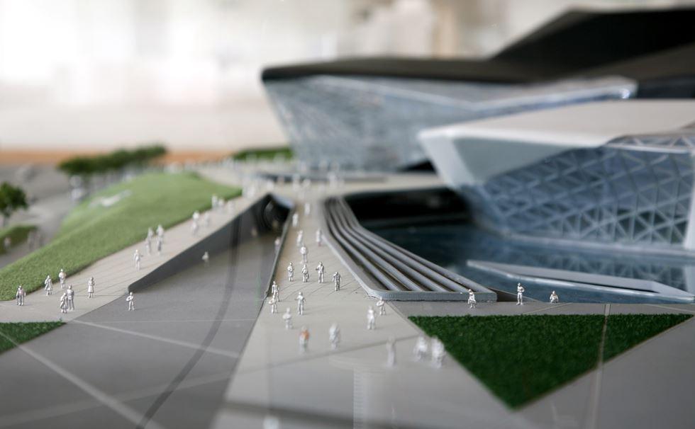 Zaha Hadid Design Museum