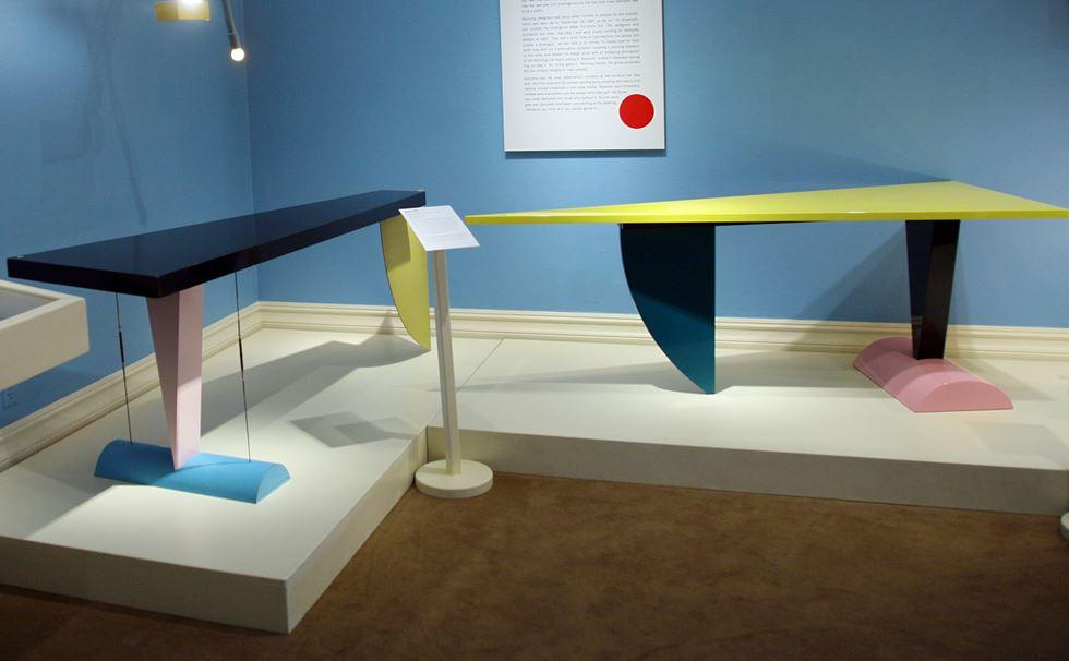 Memphis Milano  1980s Italian Design. Memphis   Design Museum